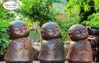 Các mẫu tượng gốm sân vườn đẹp nhất hiện nay